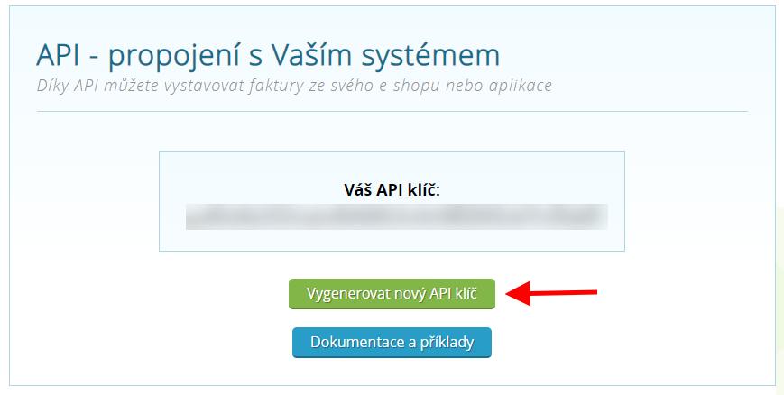 Toret WooCommerce vyfakturuj API 2