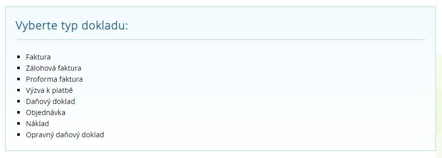 Toret WooCommerce vyfakturuj číselné řady rozcestník